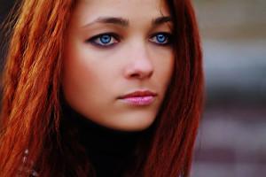 девушка, рыжая, рыжая красавица, красавица, дева, Фейт, часть 4