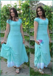 коллаж_мое платье