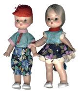 Куклы Друзья
