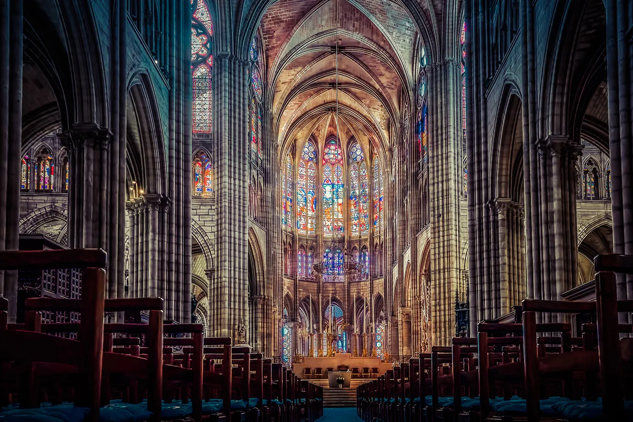 Церковь аббатства Сен-ДениCapture 11 Photography / Shutterstock.com