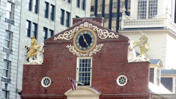 бостон музей