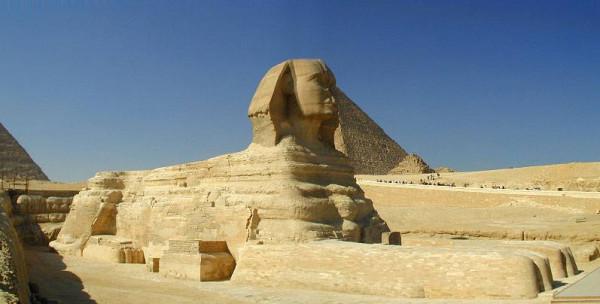 Египет и Свинкс