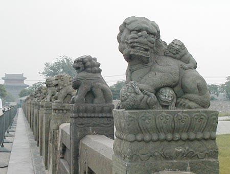 китай мост марко поло китай