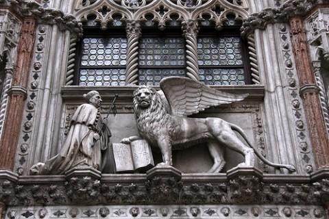 Рим дворец дожа Венеция