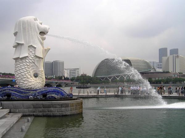 Сингапур – Мерлион