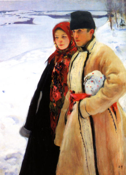 Олександр мурашко зима 1905 нхму