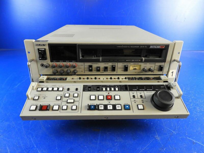 Sony BVW-75 Betacam SP