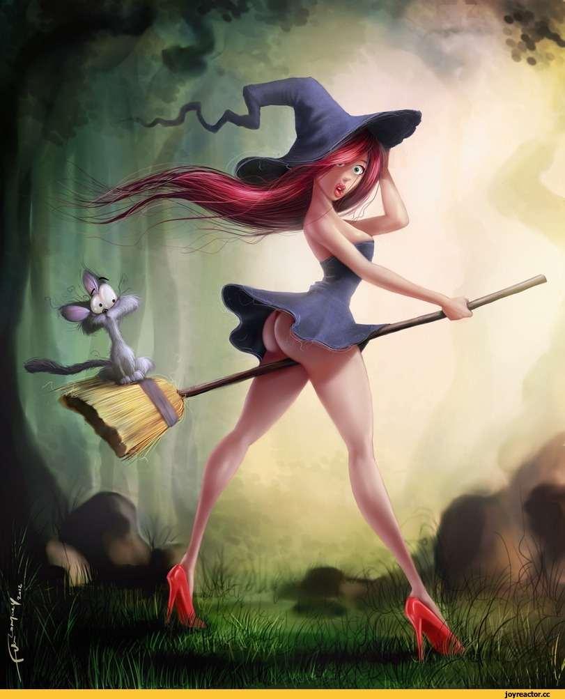 ведьмочка sexi