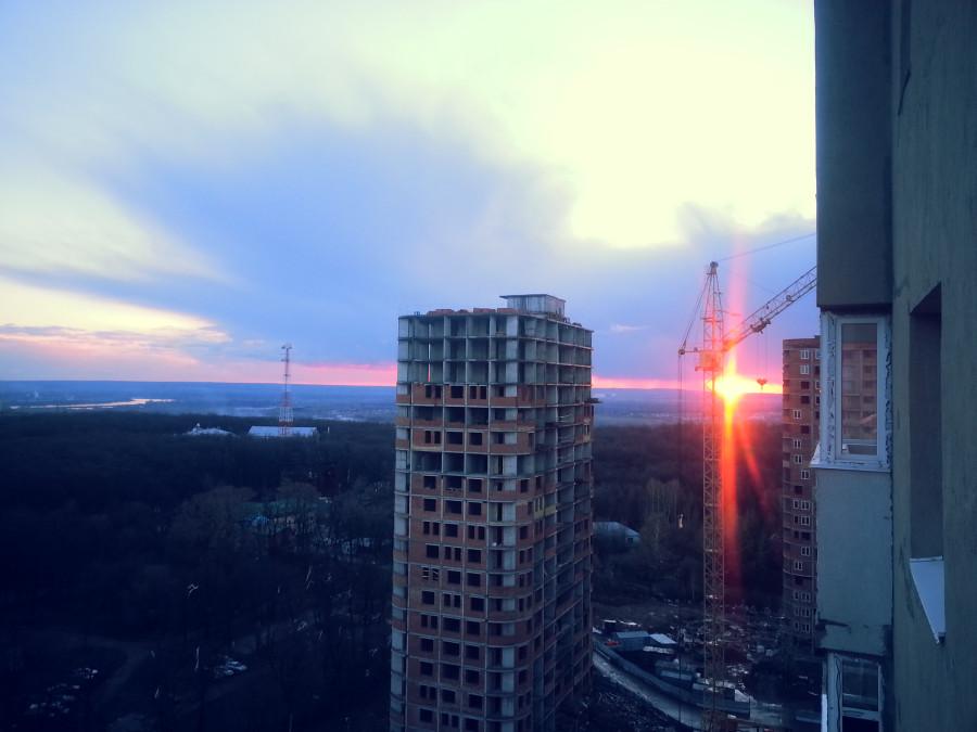 Ufa-Evening