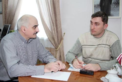 Интервью: Федор Афуксениди и Леонид Смелов