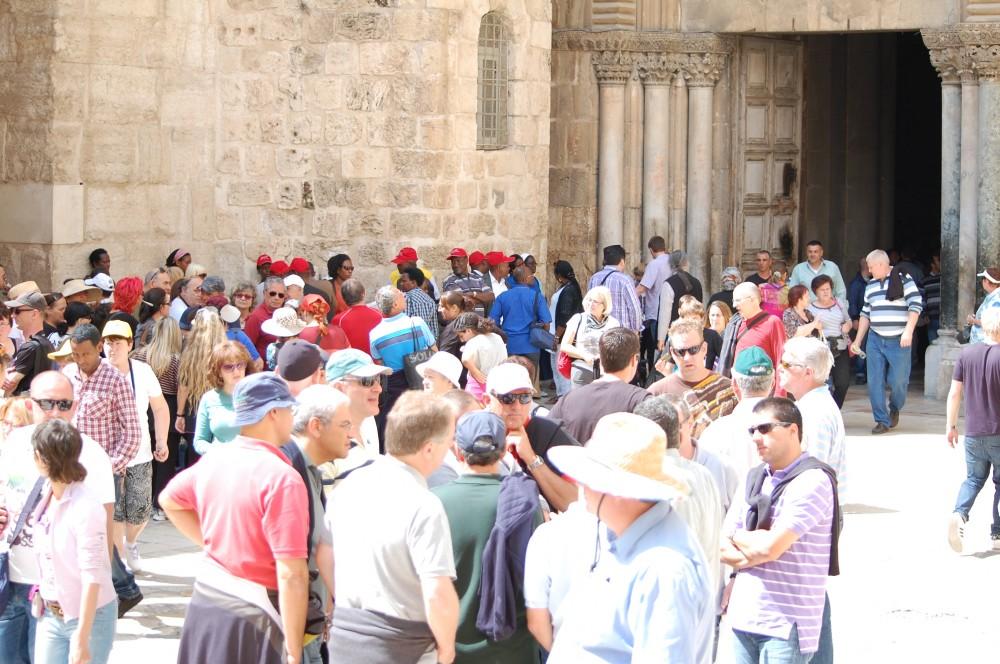 Арабы - христиане - отдельная  народность Израиля 1