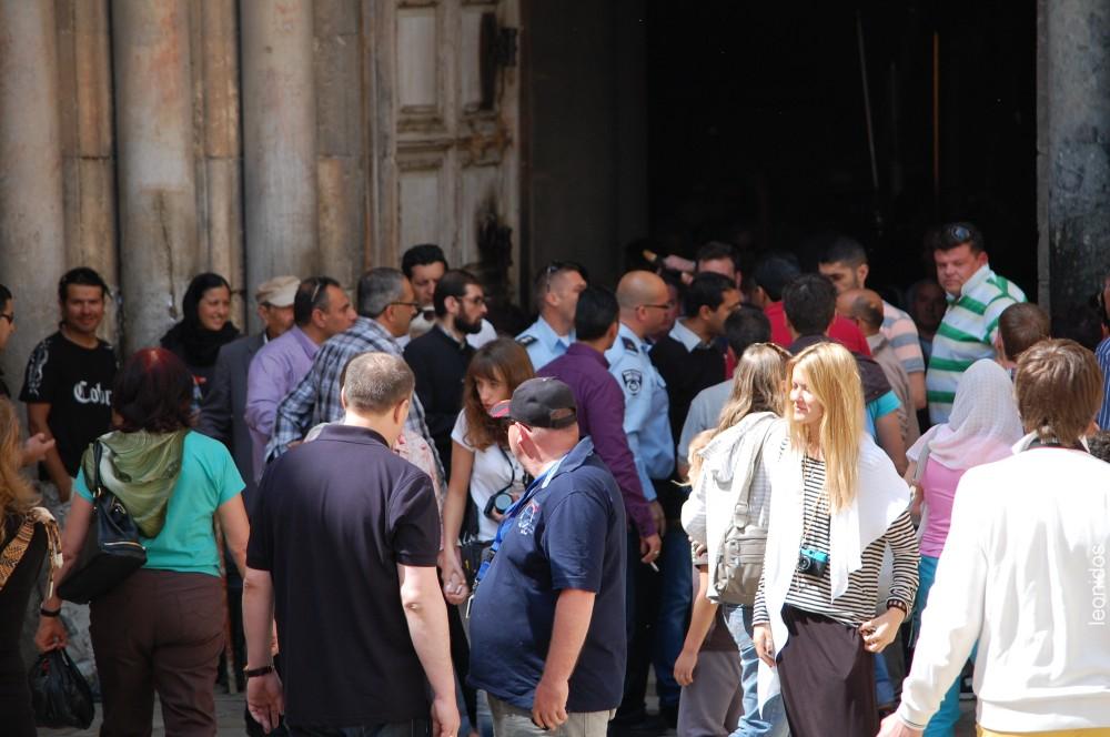 Арабы - христиане - отдельная  народность Израиля 2
