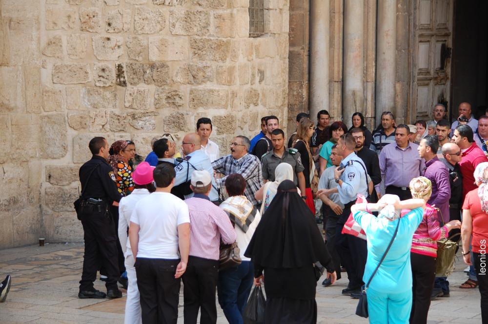 Арабы - христиане - отдельная  народность Израиля 4