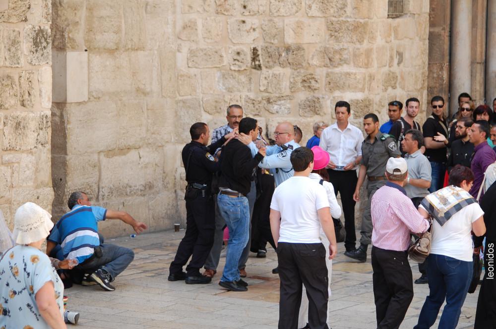 Арабы - христиане - отдельная  народность Израиля 5