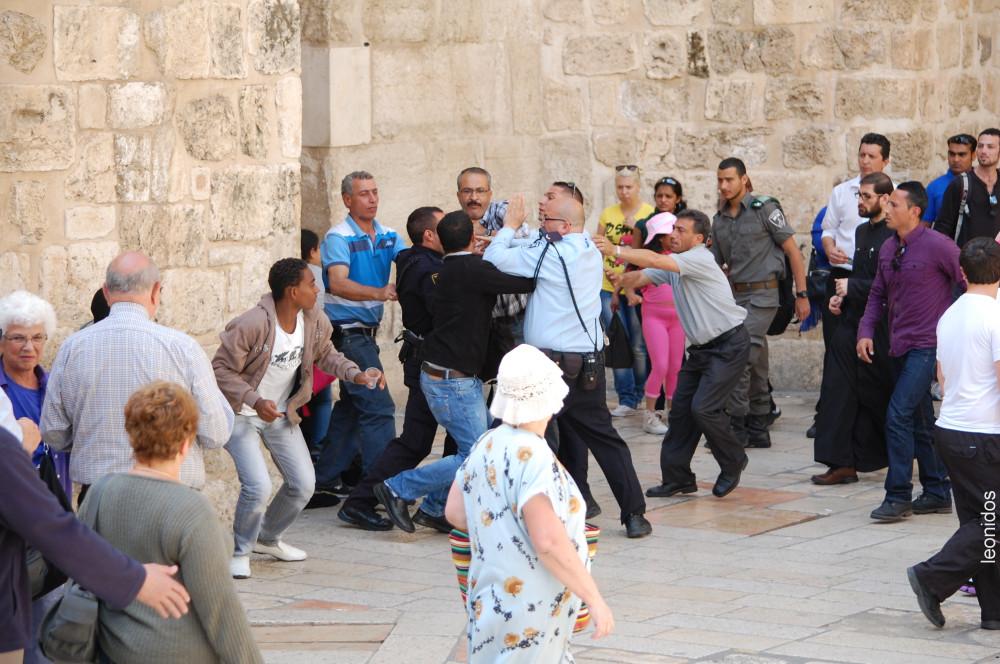 Арабы - христиане - отдельная  народность Израиля 6