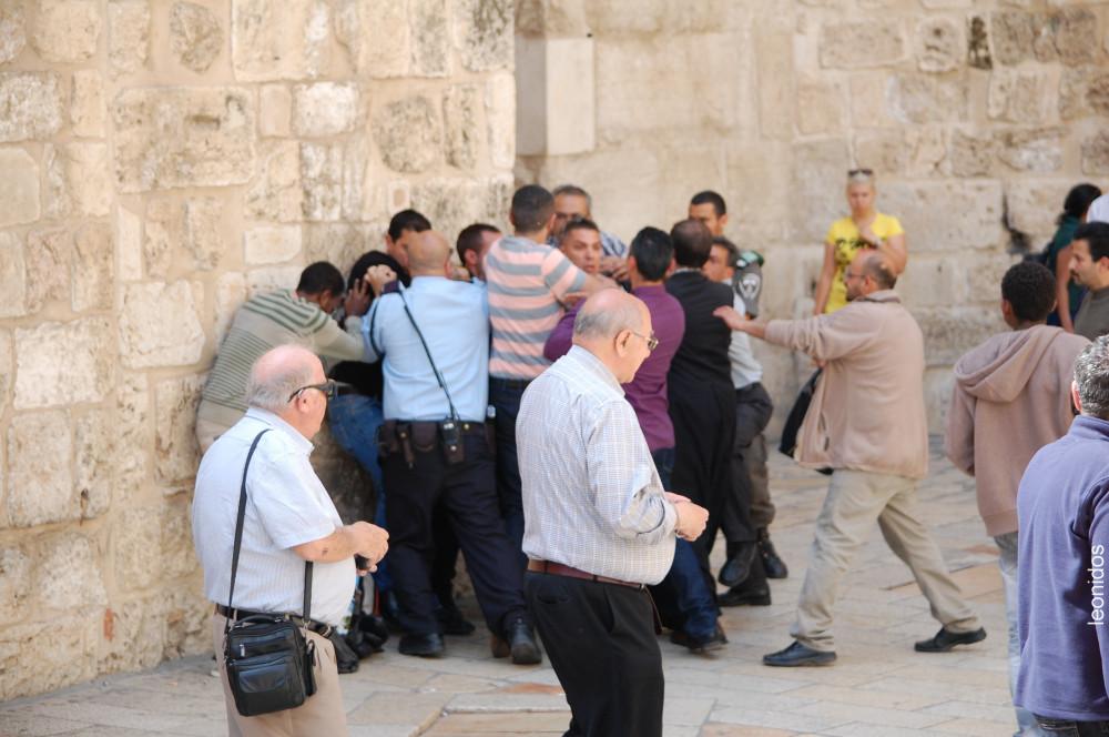 Арабы - христиане - отдельная  народность Израиля 8