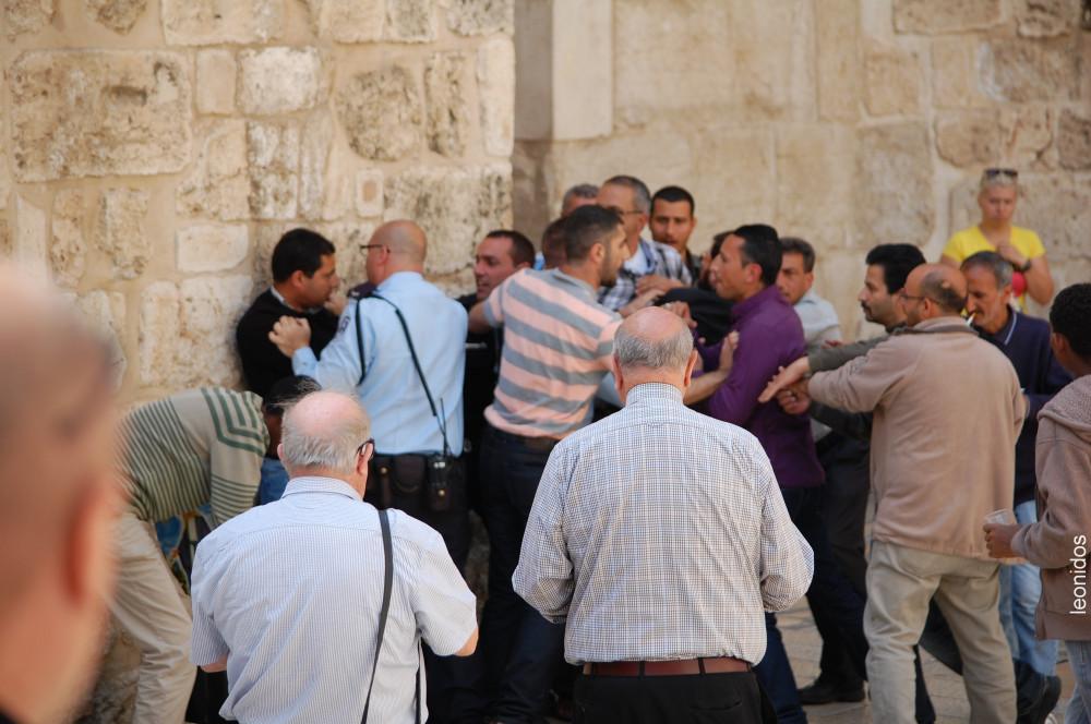 Арабы - христиане - отдельная  народность Израиля 9