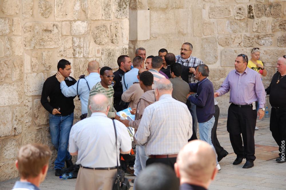 Арабы - христиане - отдельная  народность Израиля 10