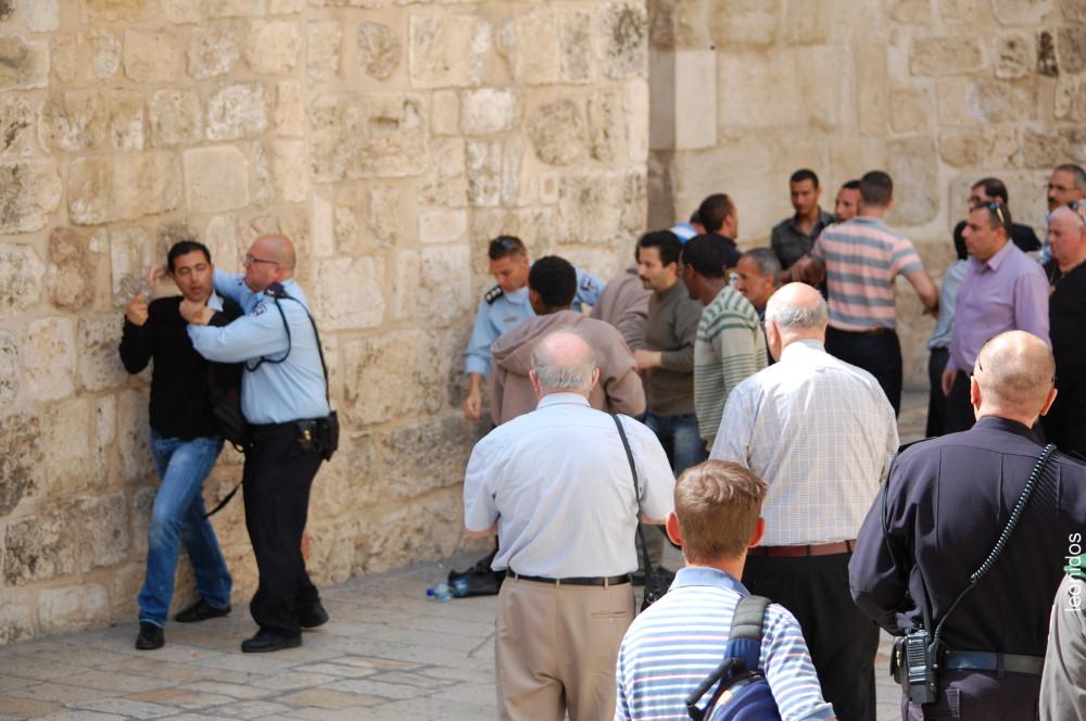 Арабы - христиане - отдельная  народность Израиля 11