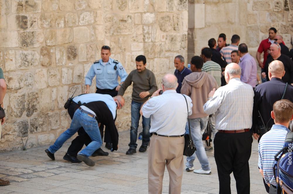 Арабы - христиане - отдельная  народность Израиля 12