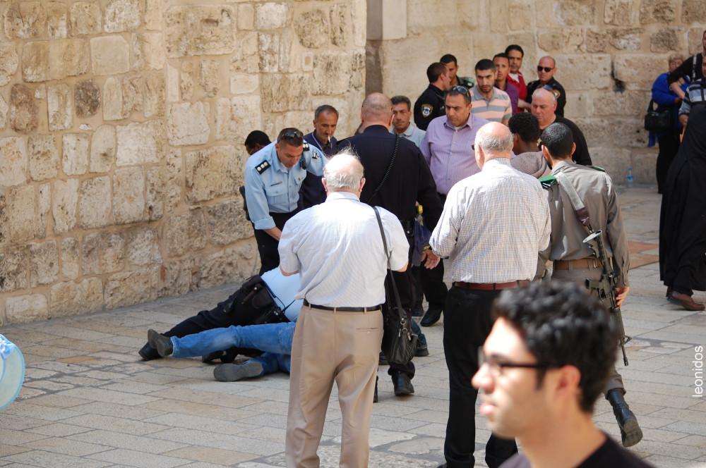 Арабы - христиане - отдельная  народность Израиля 13