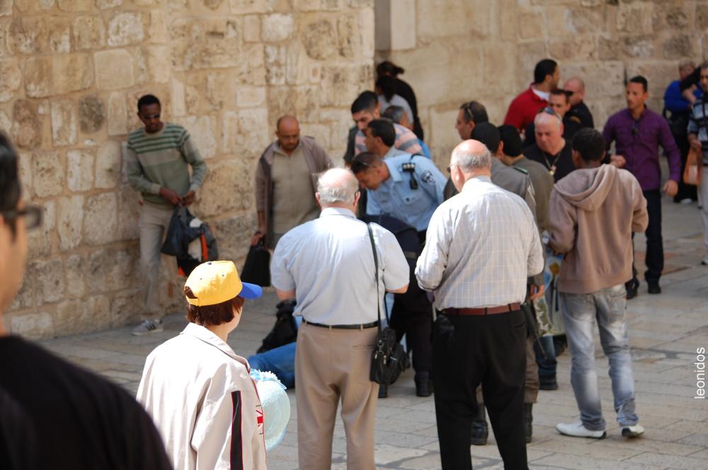 Арабы - христиане - отдельная  народность Израиля 14