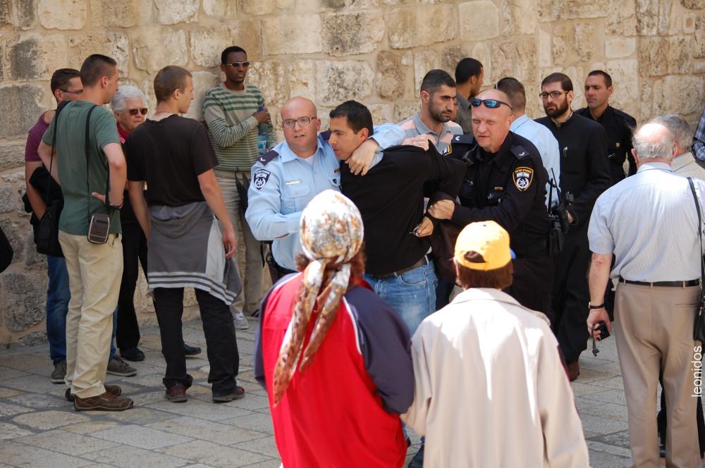 Арабы - христиане - отдельная  народность Израиля 16