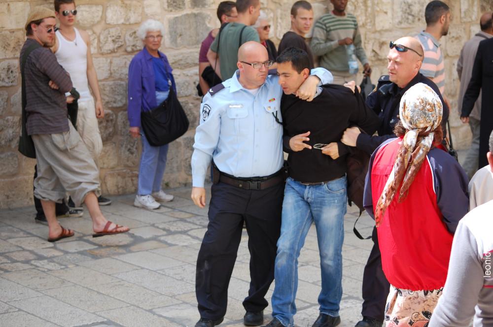Арабы - христиане - отдельная  народность Израиля 17