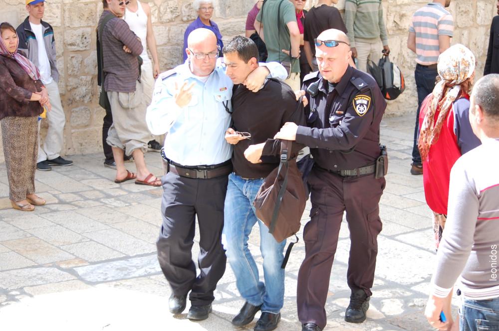 Арабы - христиане - отдельная  народность Израиля 18