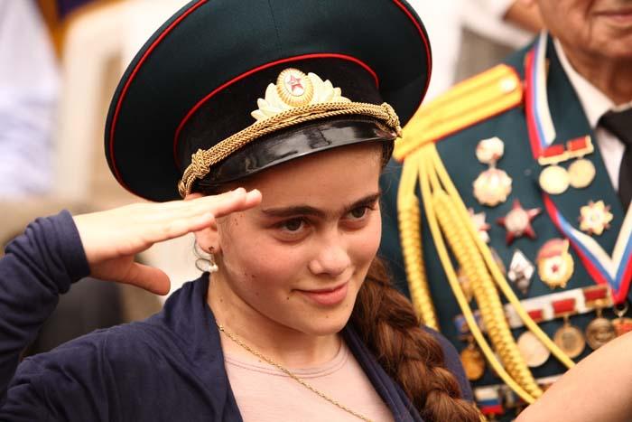 Торжественный парад Победы в Иерусалиме 5