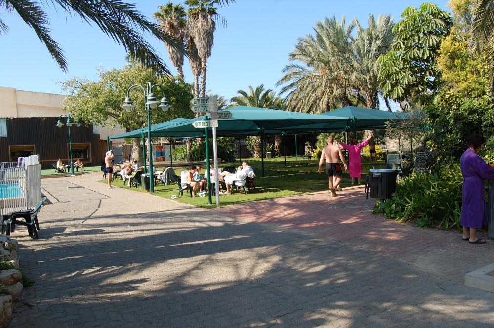 Хамей Гааш в Израиле – великолепный курортный комплекс 1