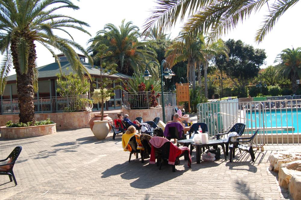 Хамей Гааш в Израиле – великолепный курортный комплекс 2