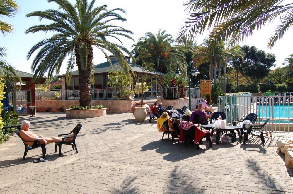 Хамей Гааш в Израиле – великолепный курортный комплекс 3
