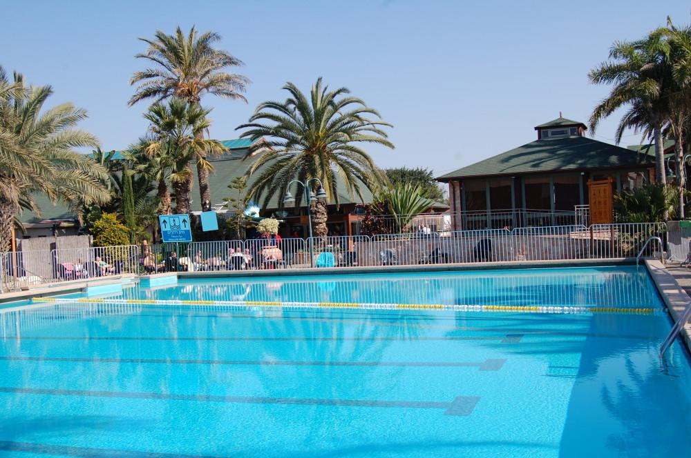 Хамей Гааш в Израиле – великолепный курортный комплекс 9