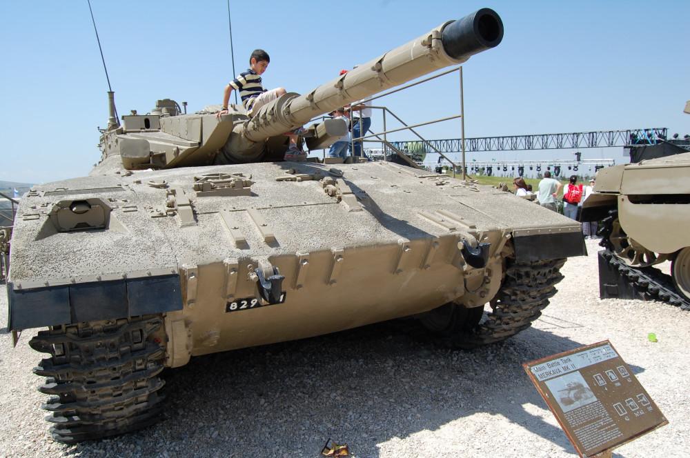 Музей танков в Израиле