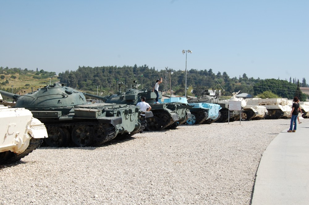 Музей танков в Израиле 2