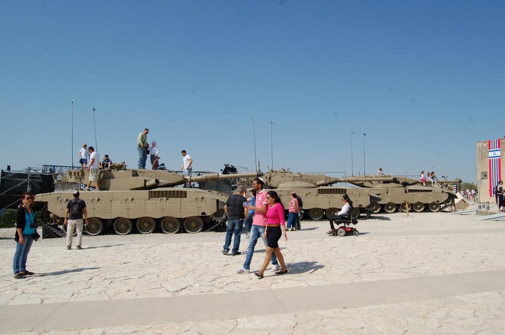 Музей танков в Израиле 3