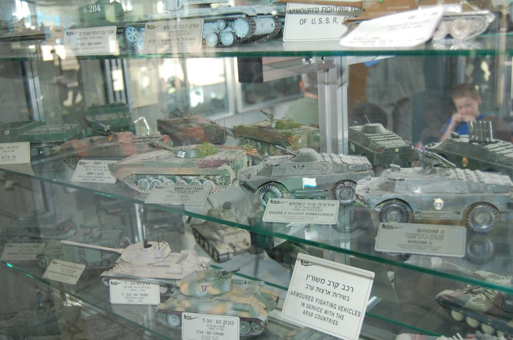 Музей танков в Израиле 4