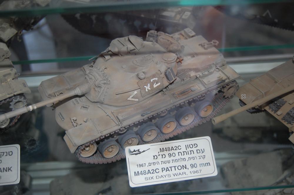Музей танков в Израиле 6