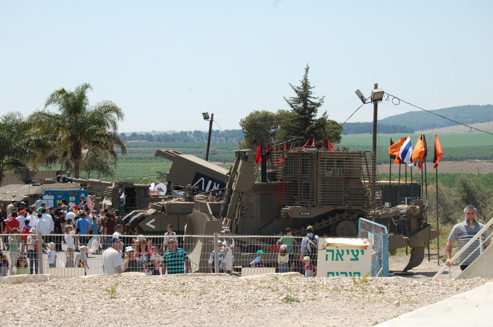 Музей танков в Израиле 7