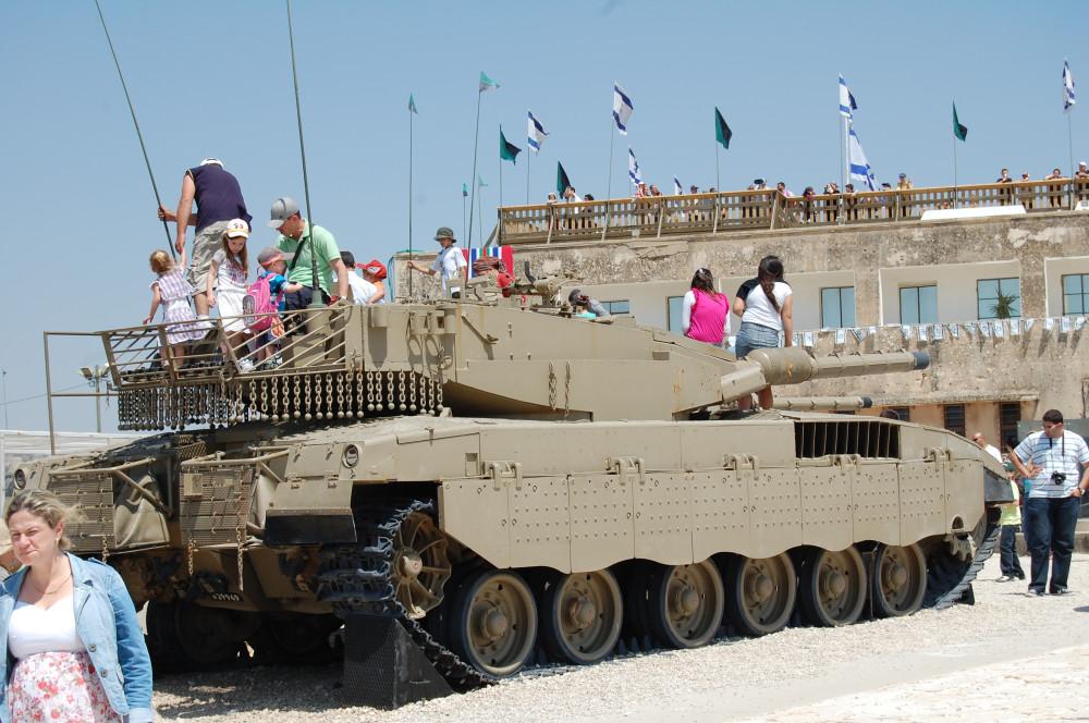 Музей танков в Израиле 8