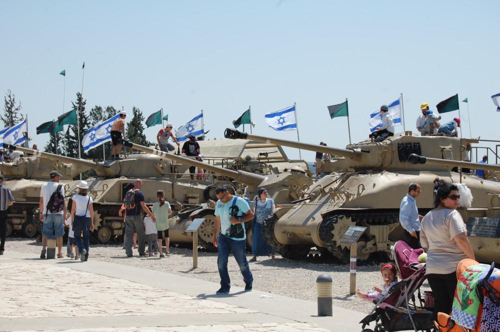 Музей танков в Израиле 9