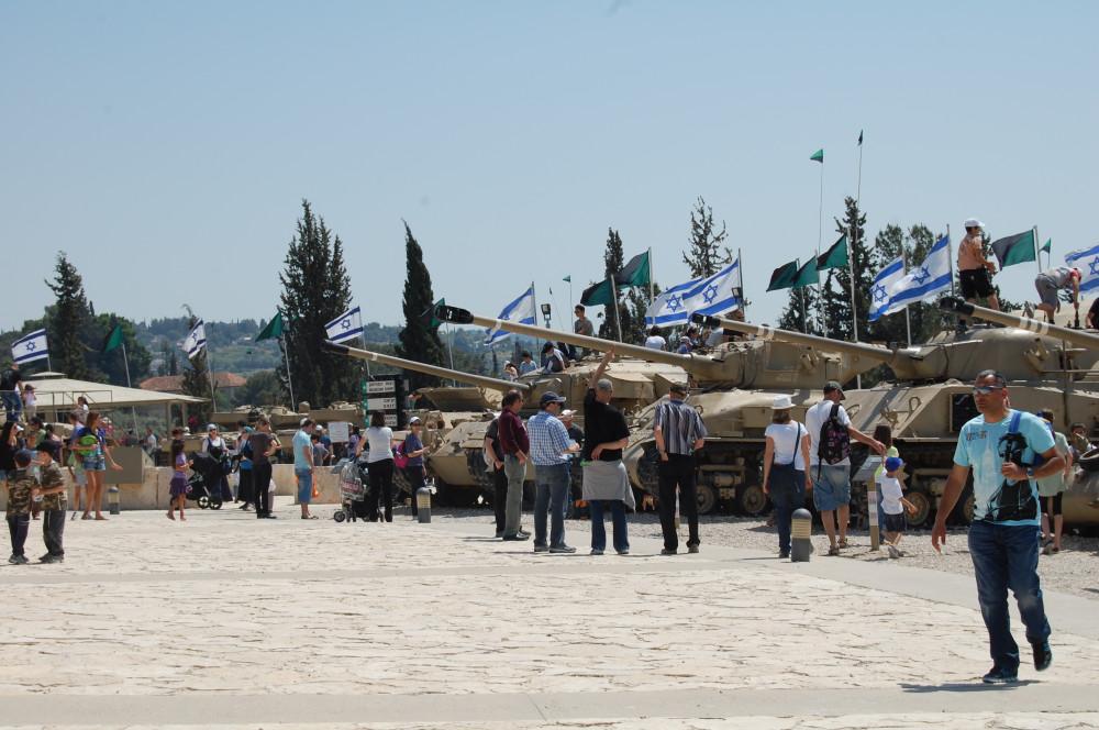 Музей танков в Израиле 10