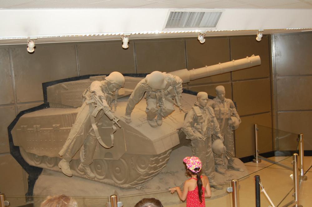 Музей танков в Израиле 17