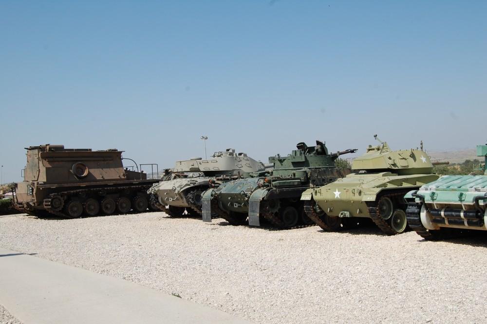 Музей танков в Израиле 18