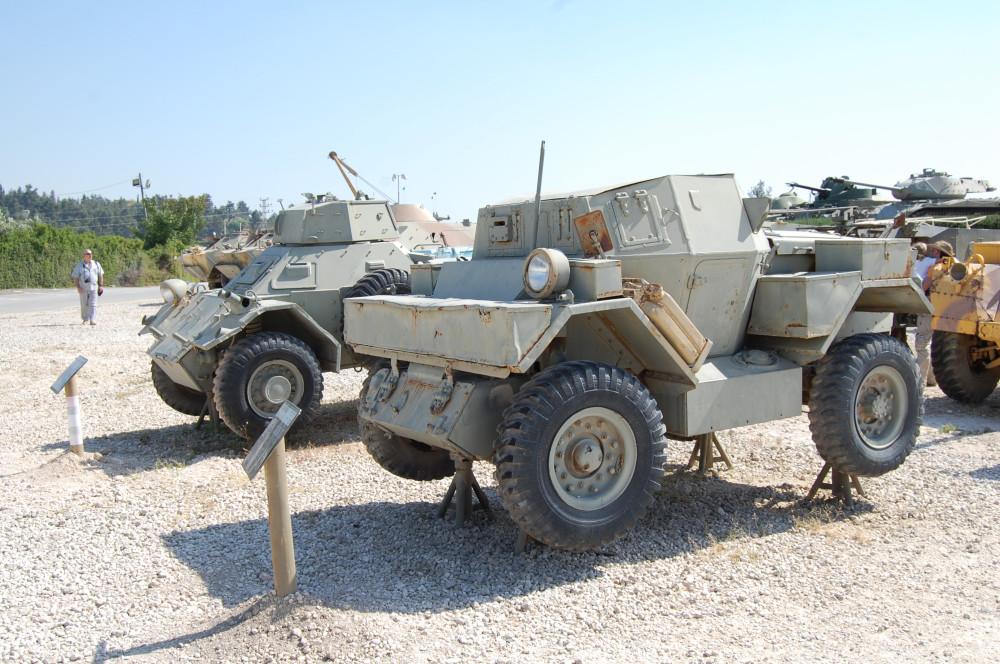 Музей танков в Израиле 23