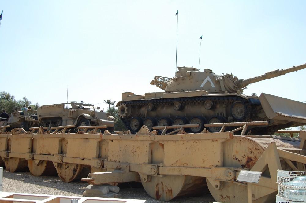Музей танков в Израиле 25