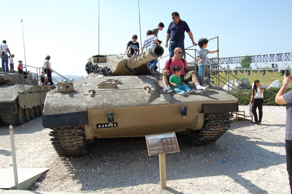 Музей танков в Израиле 26