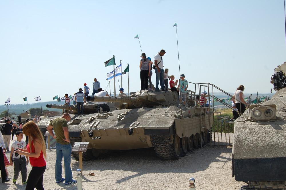 Музей танков в Израиле 27