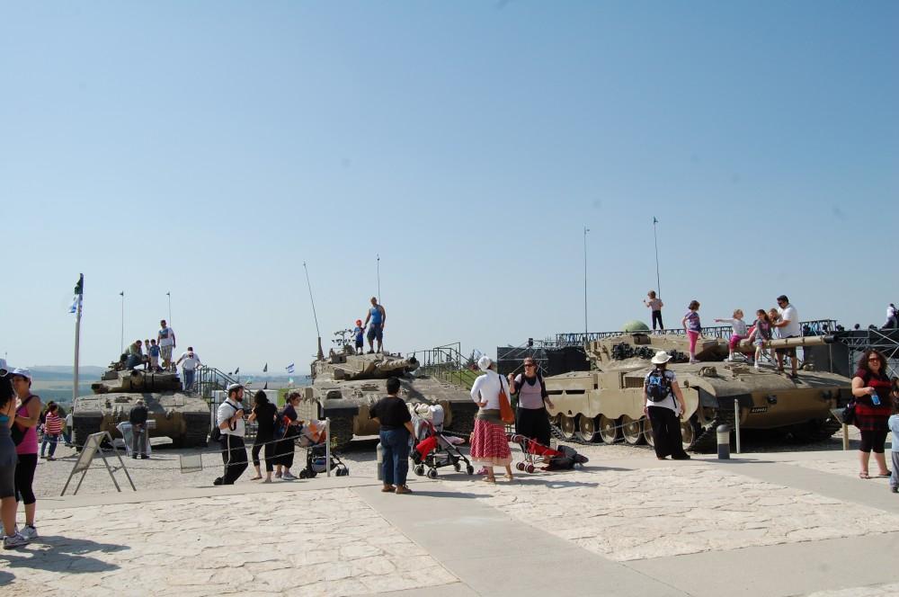 Музей танков в Израиле 28